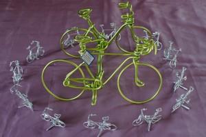 Vélo miniature, vélo pour couple